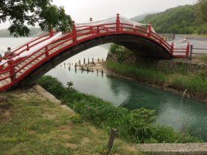 三途の川の橋