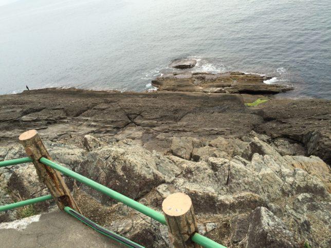 ほら吹き岩