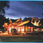 西宮神社拝殿