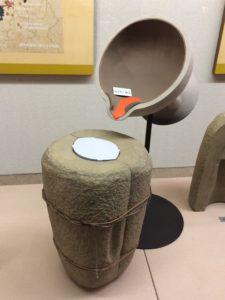 銅鐸製造工程