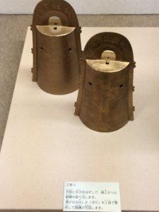 銅鐸複製品