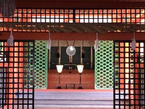 客神社本殿