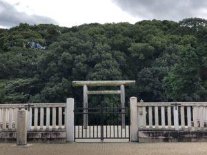 雄略天皇陵