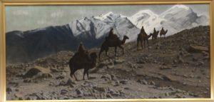 絲綢の路 パミール高原を行く