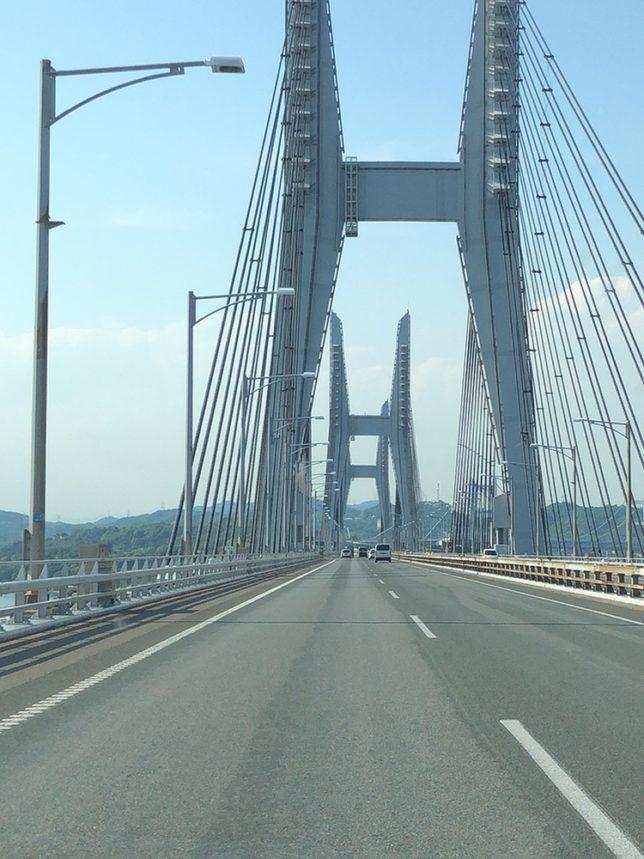 備讃瀬戸大橋
