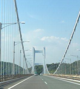 下津井瀬戸大橋