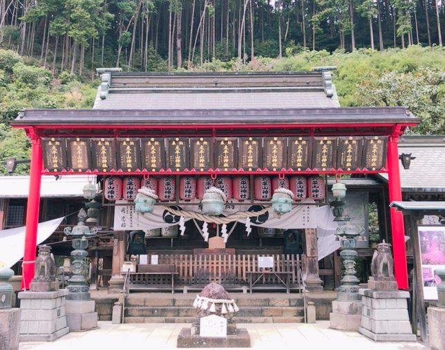 大平山神社 本殿
