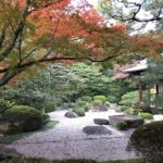 遠州ゆかりの石庭