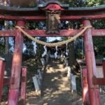 富士嶽神社鳥居